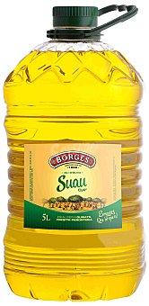 Borges Aceite de oliva suave 0,4º bidon 5 l