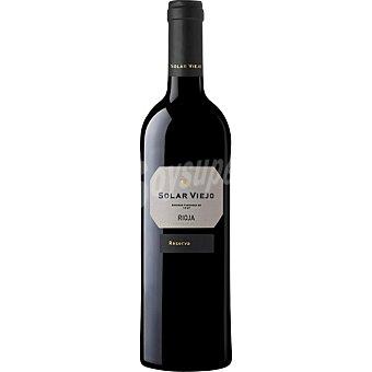 Solar Viejo Vino tinto reserva D.O. Rioja Botella 75 cl
