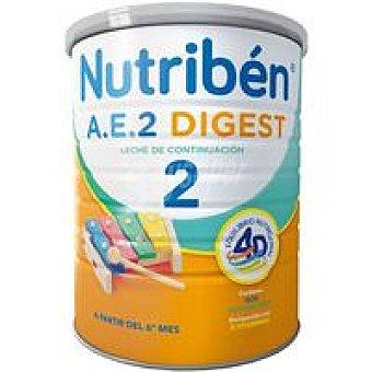 Nutribén Leche Digest AE 2 Lata de 800 g