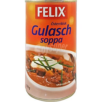 Purina Felix Gulasch soppa Envase 560 g