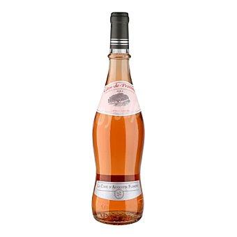Cotes Provence Vino francés rosado joven La Cave d'augustin Florent 75 cl
