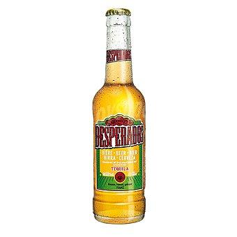 Desperados Cerveza con tequila Botellín 33 cl