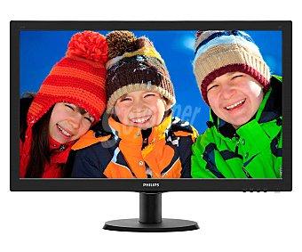 """Philips Monitor Led 273V5LHSB/00. tamaño de pantalla 27"""", tecnología de imagen: led, resolución 1920 x 1080, formato 16:09"""