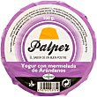 Yogur con mermelada de arándanos tarro 160 g tarro 160 g Palper