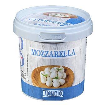 Hacendado Perlas de mozzarella Tarrina 150 g peso escurrido