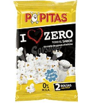 Popitas Borges Palomitas micro zero 150 g