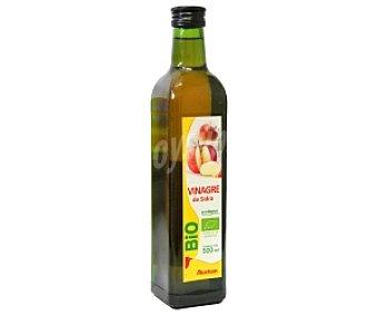 Auchan Vinagre de Sidra Ecológico Botella de 500 Mililitros