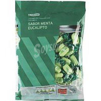 Eroski Caramelo de menta-eucalipto Bolsa 150 g