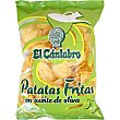 Patatas fritas con aceite oliva bolsa 250 g El Cántabro