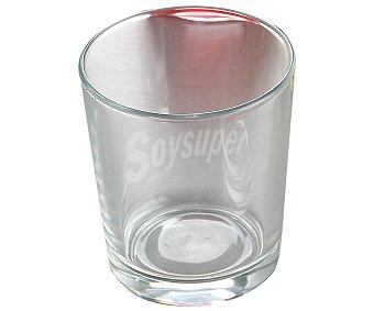 ARC 6 vasos para agua fabricados en vídrio transparente, , glasforu ARC 0,26 litros
