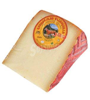 Valsequillo Cuña Queso semicurado de cabra rojo 300 g