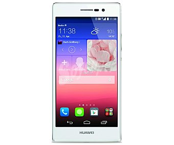 HUAWEI Smartphone libre 4G ASCEND P7 1 Unidad