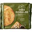 Tortas de aceite 100% natural con tomillo y romero Paquete 180 g Ines Rosales