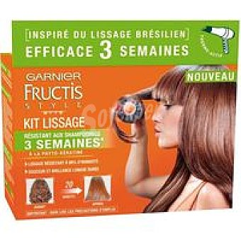 Fructis Style Garnier Kit alisado facil Pack 1 unid