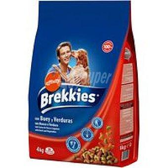 Brekkies Affinity Alimento de buey-cereales Saco 4 kg
