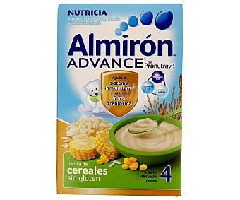 Almirón Nutricia Papilla de cereales sin gluten a partir de 4 meses 500 gramos