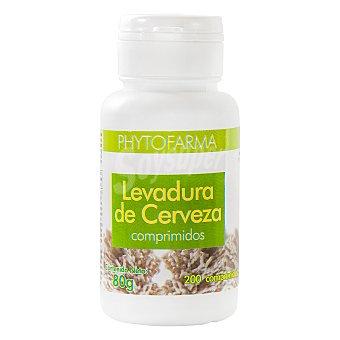 Phytofarma Levadura de cerveza 200 ud