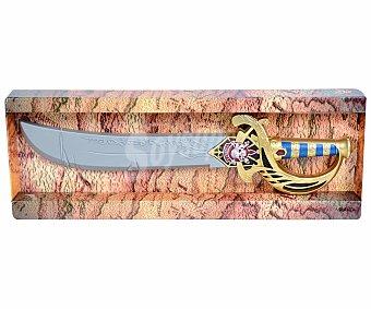 PRODUCTO ECONÓMICO ALCAMPO Espada Pirata con Sonido 1 Unidad