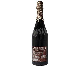 Leffe Cerveza abadía tostada Botella de 75 centilitros