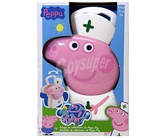 PEPPA PIG Maletín de Enfermera con Forma de Peppa Pig 1 Unidad
