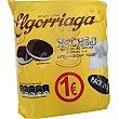 Galletas de cacao rellenas con crema sabor nata Pack 2 x 150 g Elgorriaga