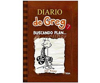 Molino Diario de Greg 7: Buscando un Plan, jeff kinney. Género: juvenil. Editorial Molino