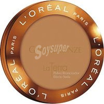 MAQUILLAJE Bronze Terra 04 l`oreal Pack 1 unid