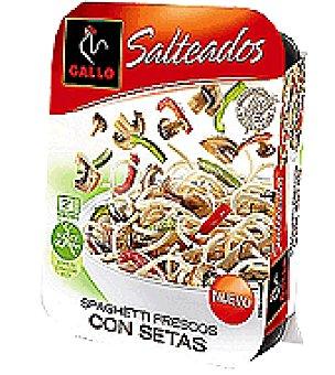 Gallo Gallo Salteado Spaghetti con Setas y Verduras 275 g