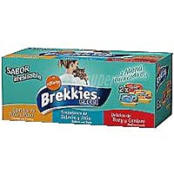 Brekkies Affinity Alimento multipack para gatos Excel Caja 600 g