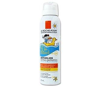 La Roche-Posay Spray protección solar niños FP50 125 Mililitros