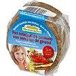 pan integral de centeno con semillas de girasol  paquete 250 g Mestemacher