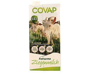 Covap Leche de cabra semidesnatada 1 litro