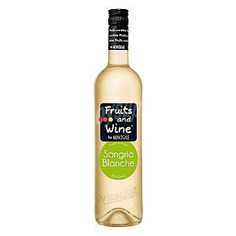 Fruits & Wine Vino sangría blanca 75 cl