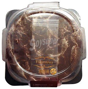 Hacendado Tarta tiramisú (redonda) pastelería horno 515 g