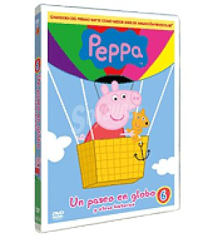 PEPPA PIG vol 6 DVD