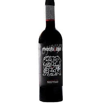 MESTIZAJE Vino tinto de la tierra el Terrerazo Botella 75 cl