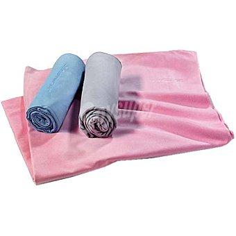 Runfit Toalla de microfibra 80 x 40 con gran poder de absorción y secado en colores surtidos