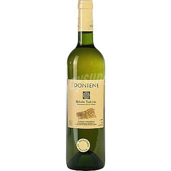 DONIENE Vino blanco txakoli Botella 75 cl