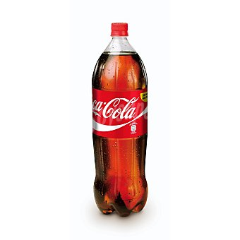 Coca-Cola Refresco de cola Botella de 2 litros