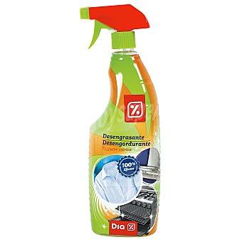 DIA Limpiador quitagrasas perfume cítrico pistola 1 lt
