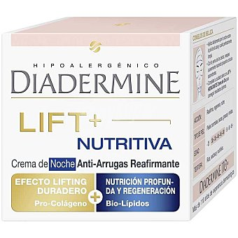 Diadermine Crema lift + nutritiva 50 ml