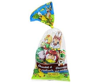 Jacquot Figuritas de Pascua, chocolate con leche 100g