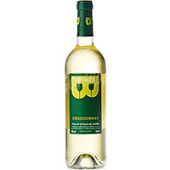 Bronte Vino Blanco Chardonnay De La Tierra Botella 75 cl