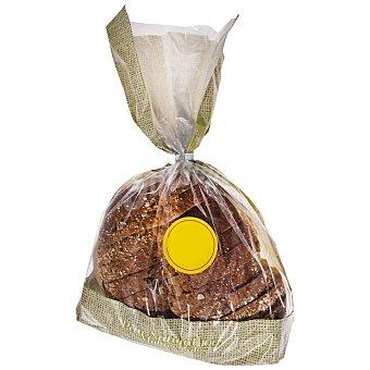 Carrefour Pan natural 100% multicereal 1 u