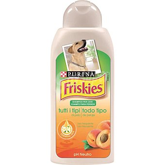 Purina Friskies champú para perros uso frecuente pH neutro frasco 500 ml