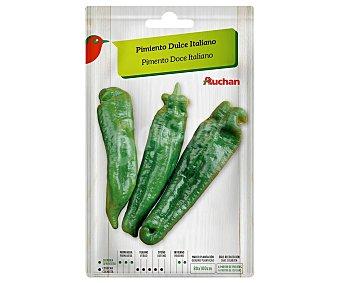 Producto Alcampo Sobre de semillas para sembrar pimientos de la variedad italiana alcampo