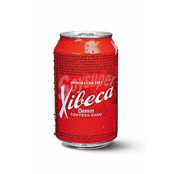 Xibeca Cerveza Lata 33 cl