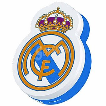EXIT BRAND Galletas con chocolate Real Madrid Lata 225 g