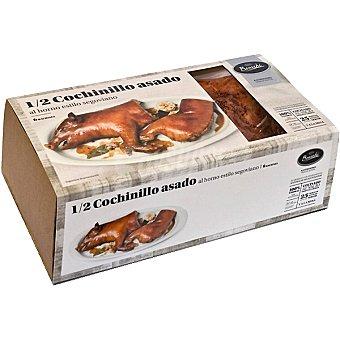 BONVEHI 1/2 cochinillo asado al estilo segoviano 6 raciones Caja 2,5 kg