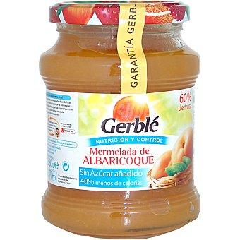 Gerble Mermelada de albaricoque sin azúcar añadido Envase 380 g